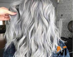 واکس مو رنگی خاکستری گیاهی  85 میلی لیتر گلدن رین
