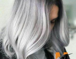 واکس مو رنگی خاکستری نقره ای برند گلدن رین مدل ultra