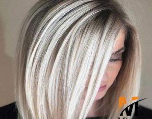 واکس موی رنگی سفید استخوانی مدل Slim شماره Cr22.7