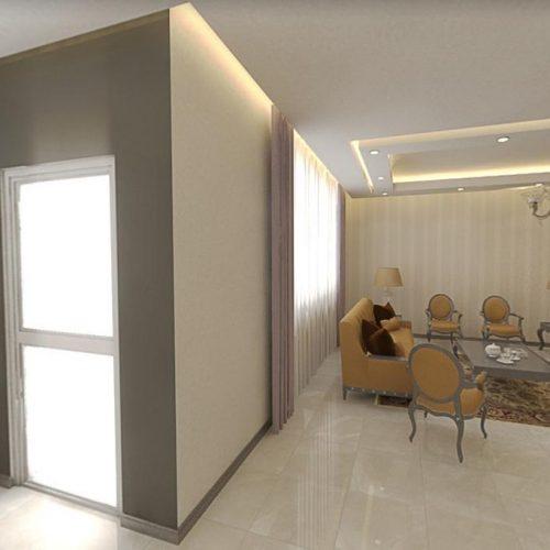طراحی داخلی تری دی 3Dmax