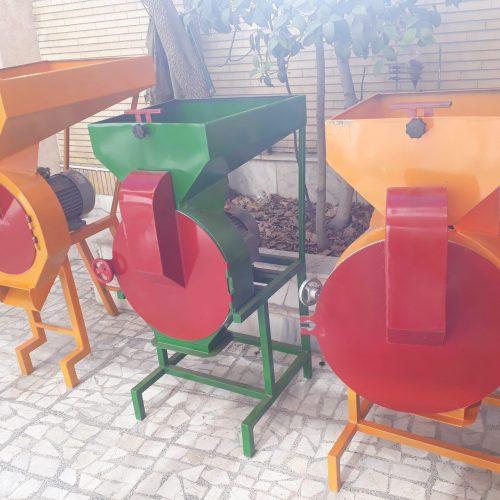 دستگاه آسیاب چکشی شرکت احلام سبز اصفهان