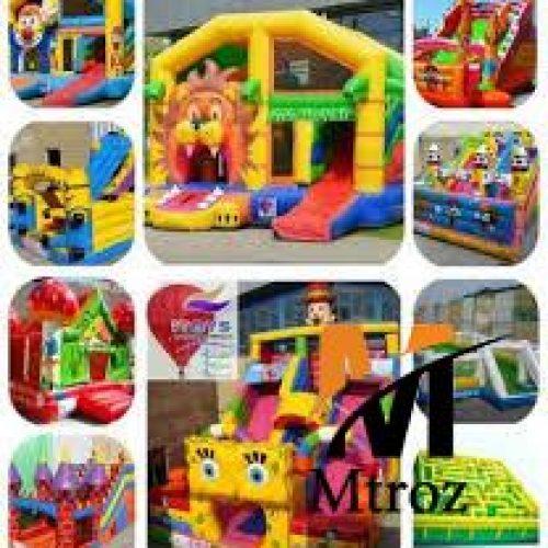 مجهز ترین مرکز فروش محصولات خانه بازی و شهربازی