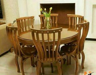 میز ناهارخوری میزوصندلی