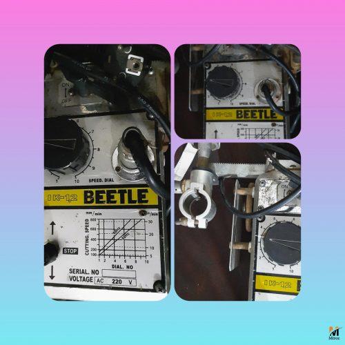 فروش دستگاه برش ریلی بیتل