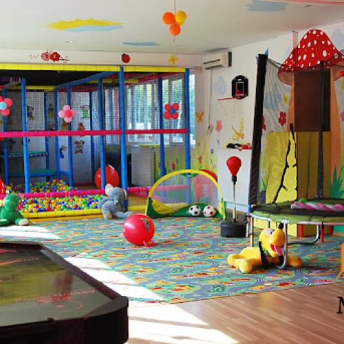 تجهیز خانه بازی و مراکز بازی