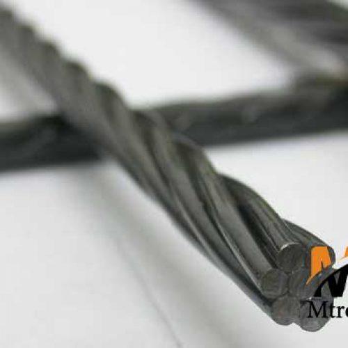 صادرات PC strand، PC wire
