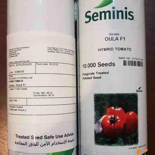 توزیع و فروش بذر گوجه اولا
