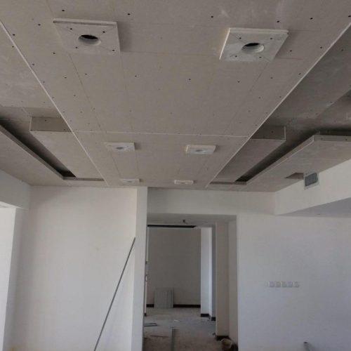 شرکت تولید و اجرای کناف سقف و دیوار کاذب