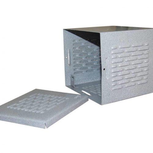 جعبه بلندگو فلزی