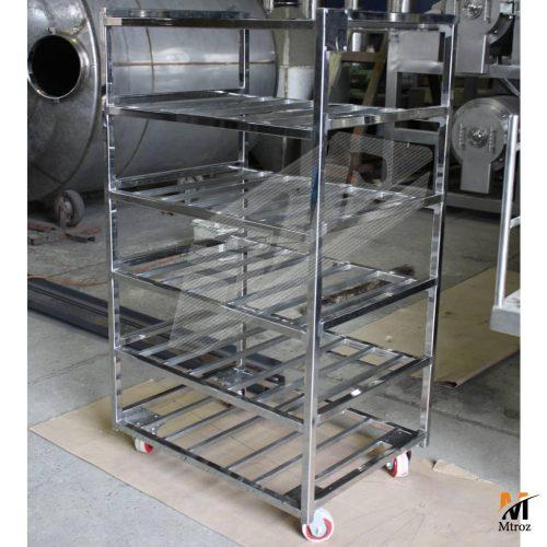 تولید مخازن و ماشین آلات صنایع غذایی،دارویی،شیمیایی
