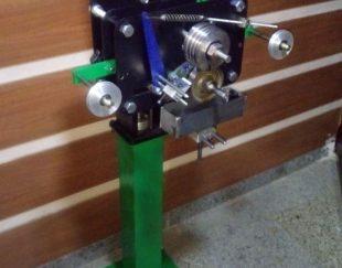 دستگاه مارکر چاپ سیم و کابل و شلنگ