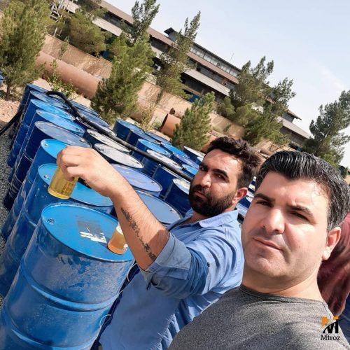 هیدروکربن و روغن پایه ایران