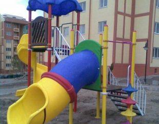 تولید انواع تاب و سرسره پارکی و سازه پارکی