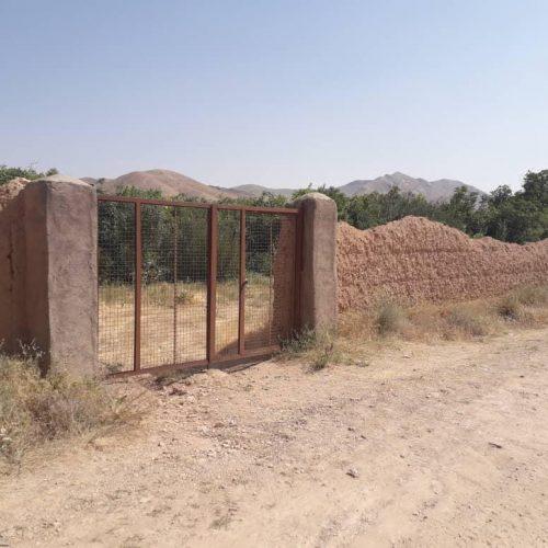 اجاره باغ به خانواده افغان