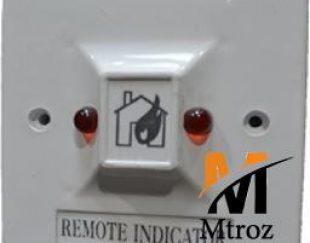 ریموت آلارم اندیکاتور دو چراغ برند زتا ZT-LE2