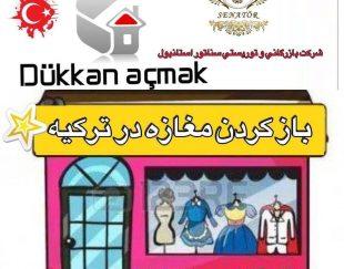 ثبت شر کت در استانبول
